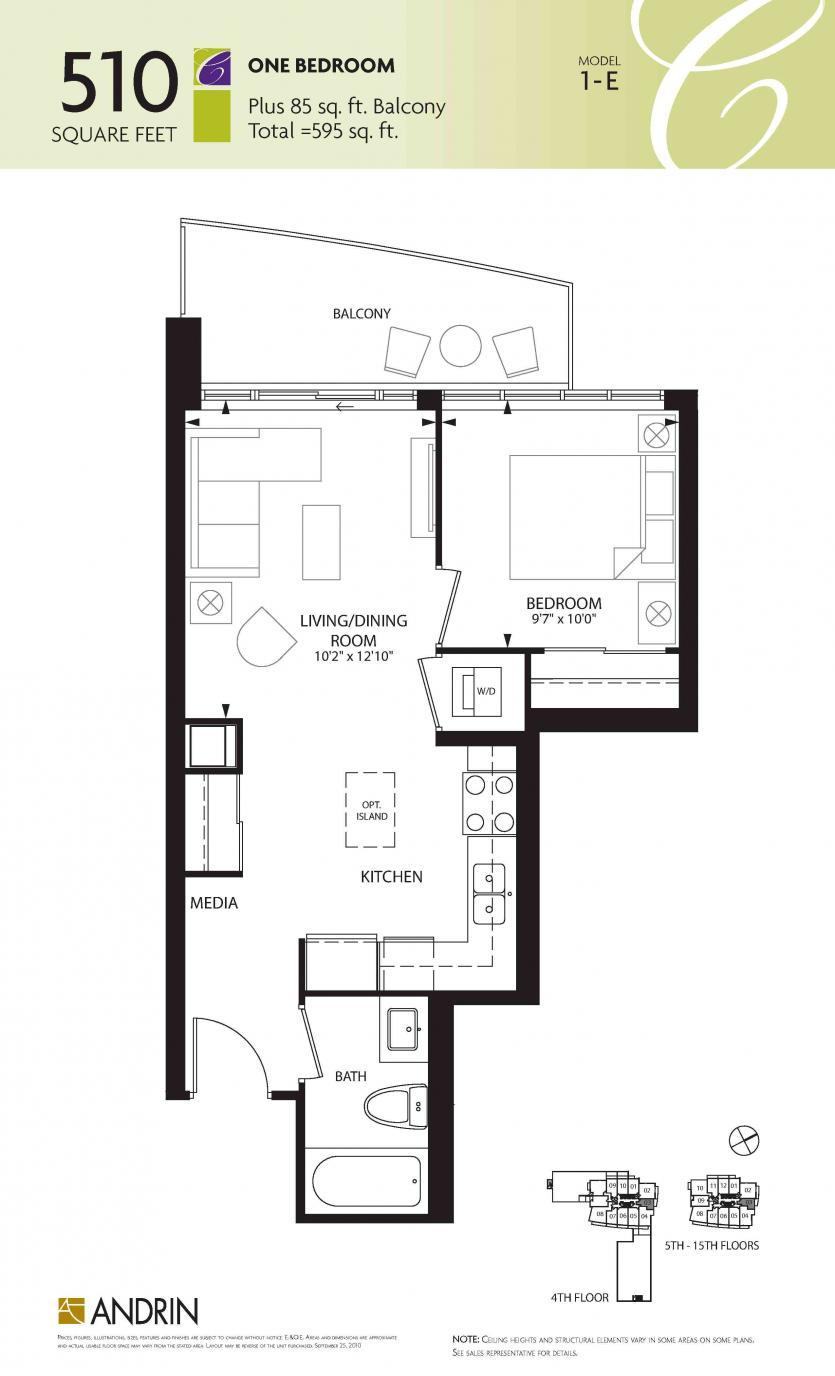 City Centre Condominiums (Dntn Kitchener, Andrin, 3 + 12 + 18s ...
