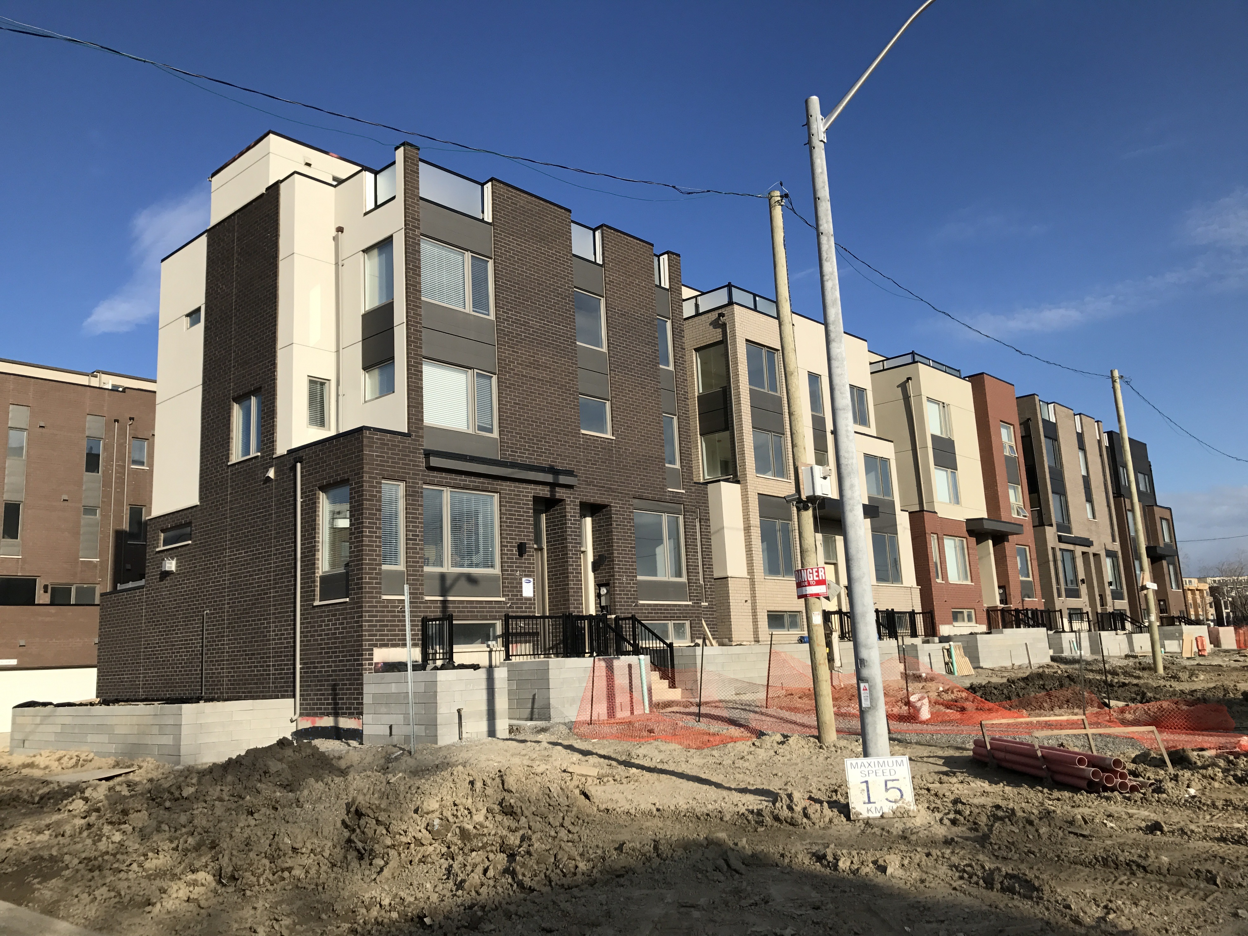 Downsview Park The Luxury Townhome Collection