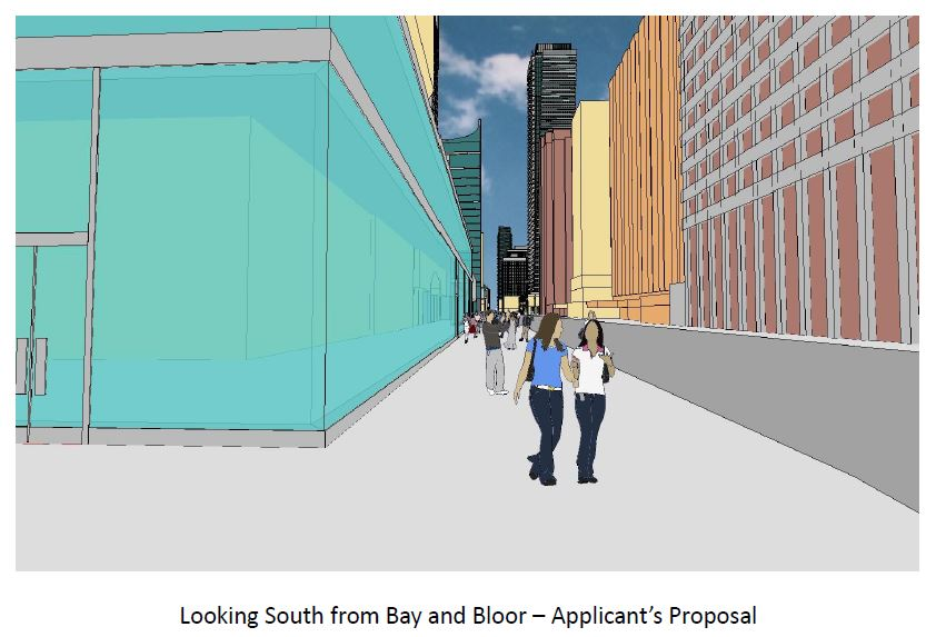 Applicants vision Bloor and Bay.JPG
