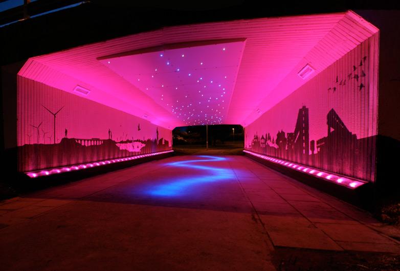 Designer led lighting