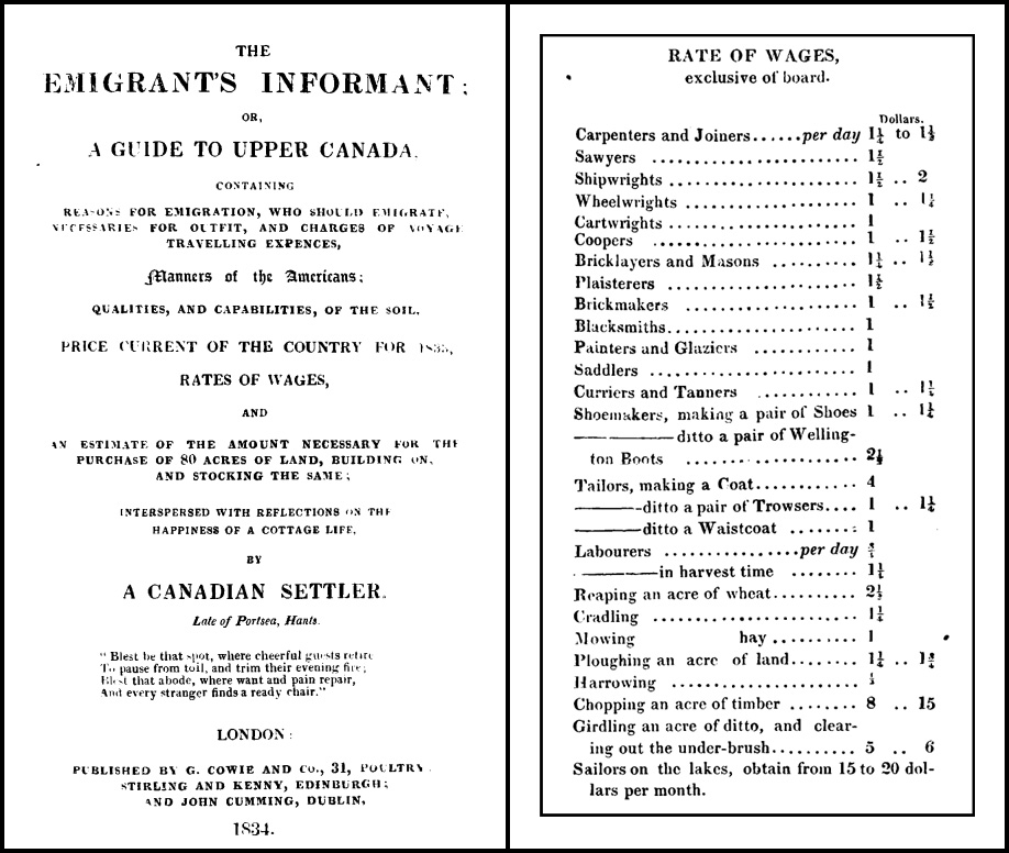 booklet for emigrants to Canada 1834 TPL.jpg