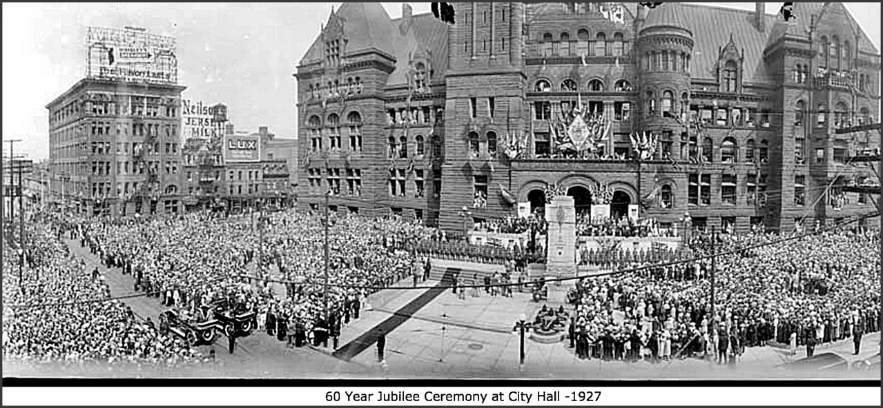 City Hall Ceremony 1927 Ont. Archives.jpg