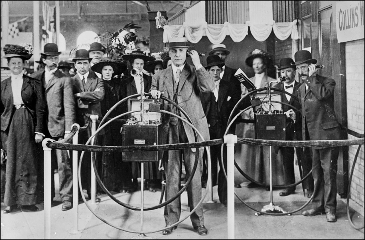 Collins Wireless Telephone Exhibit at CNE 1909   TPL.jpg