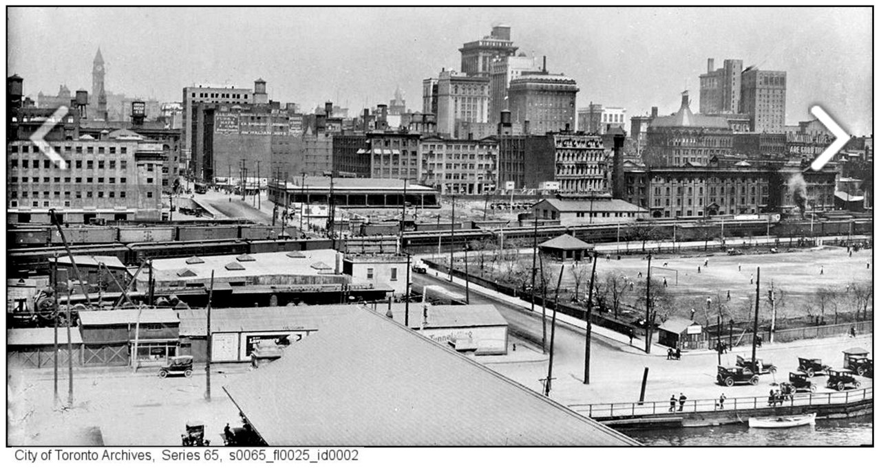 Foot of Bay St. 1925?  CTA.jpg