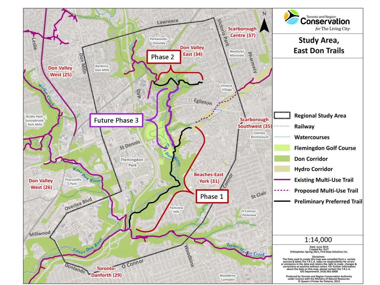 East Don Trail Project | UrbanToronto