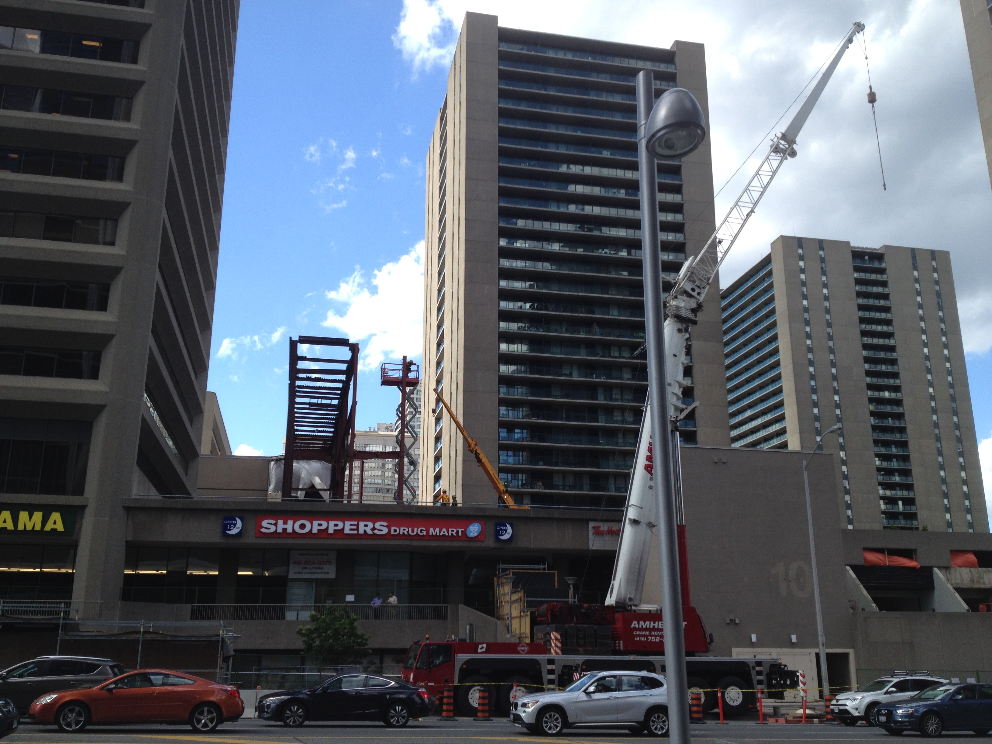 Yonge Sheppard Centre Renovations and Expansion | 123m | 35s