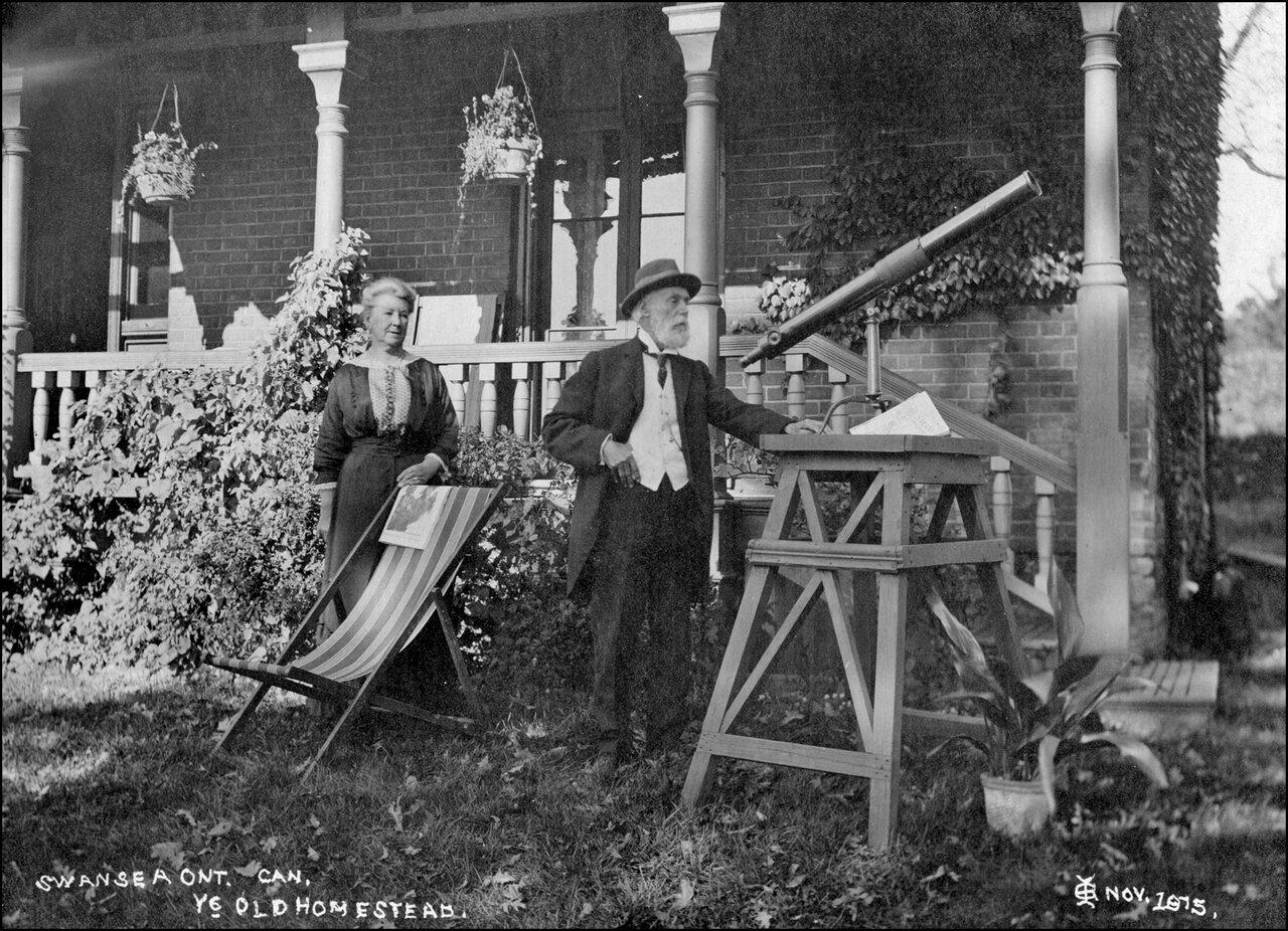 John Ellis,  %22Herne Hill%22, Ellis Ave., E side, N of The Queensway. 1915 - Shows John Ellis...jpg