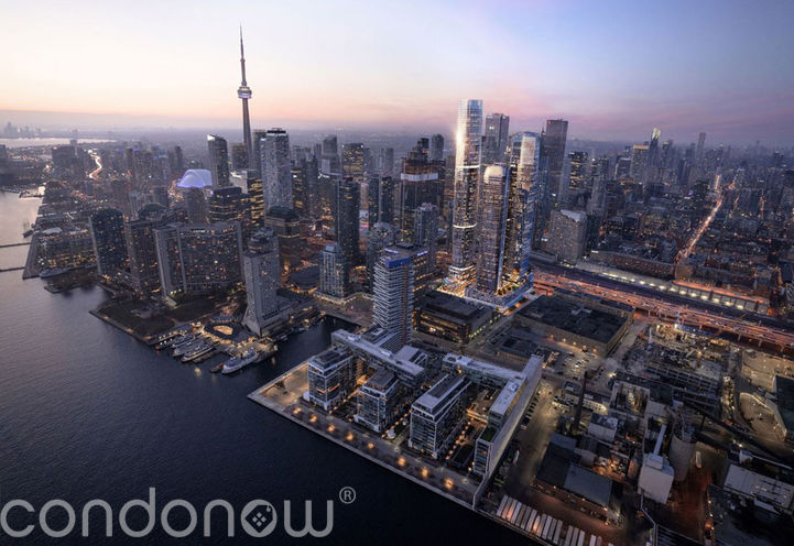 Looking-to-the-City-and-Waterfront-View-of-SkyTower-Condos-at-Dusk-5-v1072.jpg