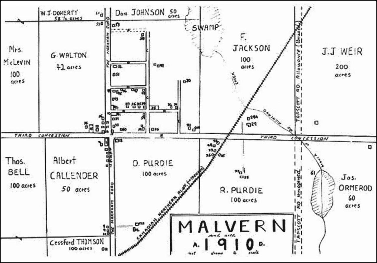 map Town of Malvern 1910-at Matkham:Sheppard.jpg