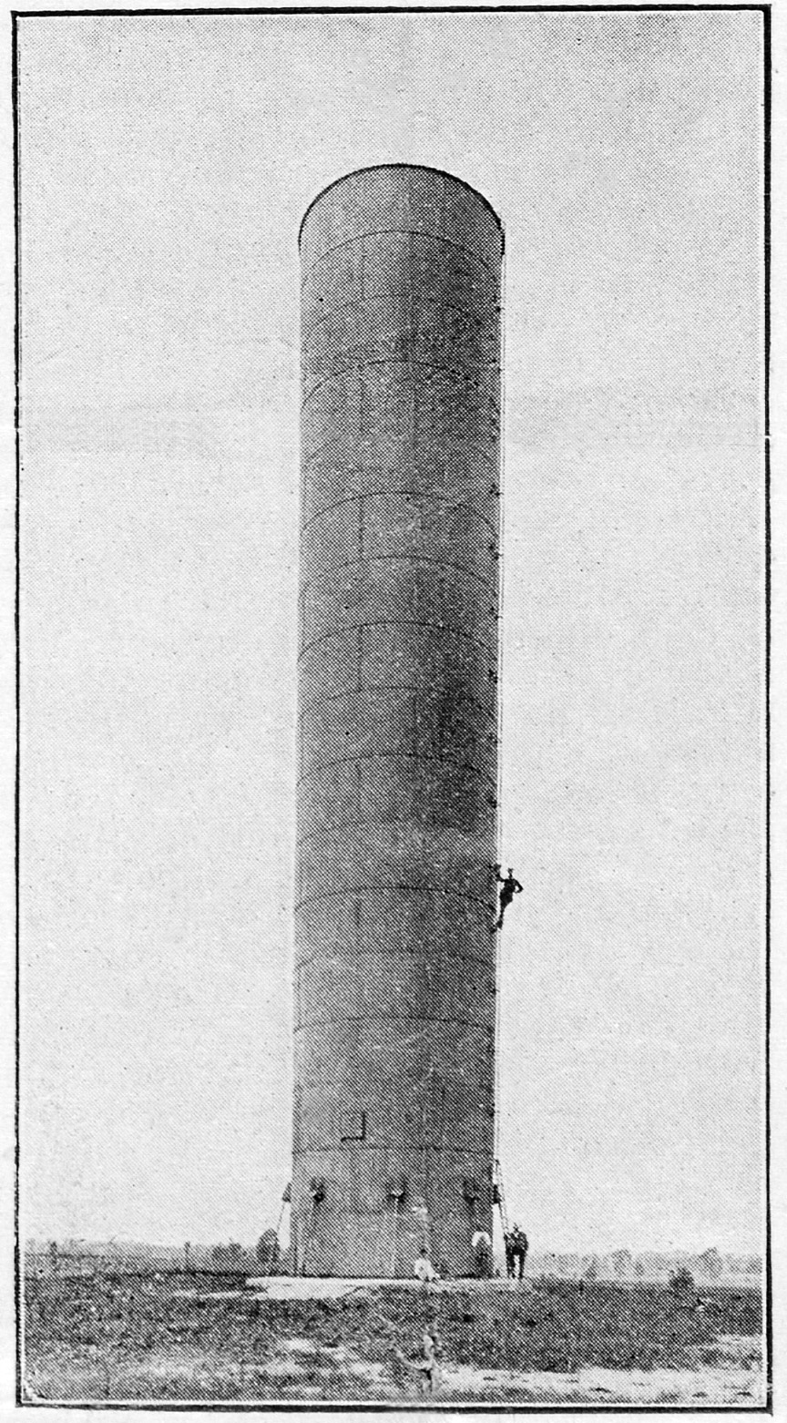 North Toronto water tower (100 feet high, 20 feet in diameter, 192,00 gallon capacity) Roselaw...jpg