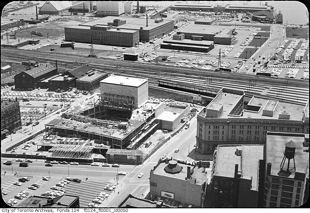 O'Keefe Centre-before Oct. 1, 1960 (opening day) CTA.jpg