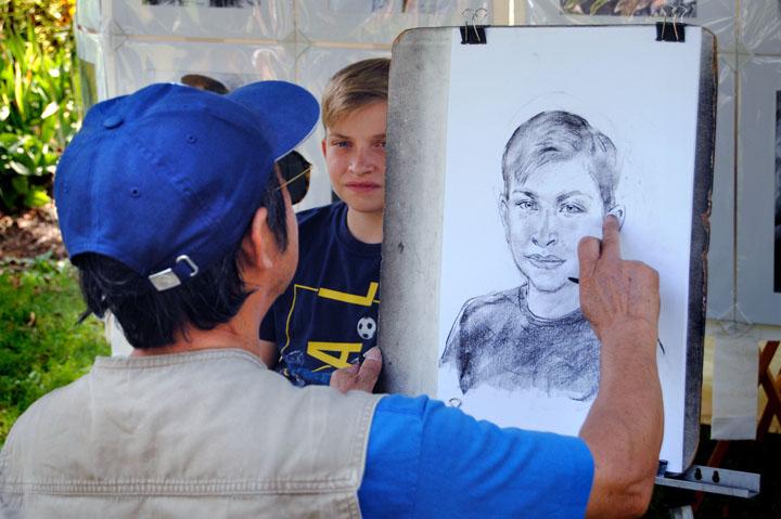portrait artist at work.jpg