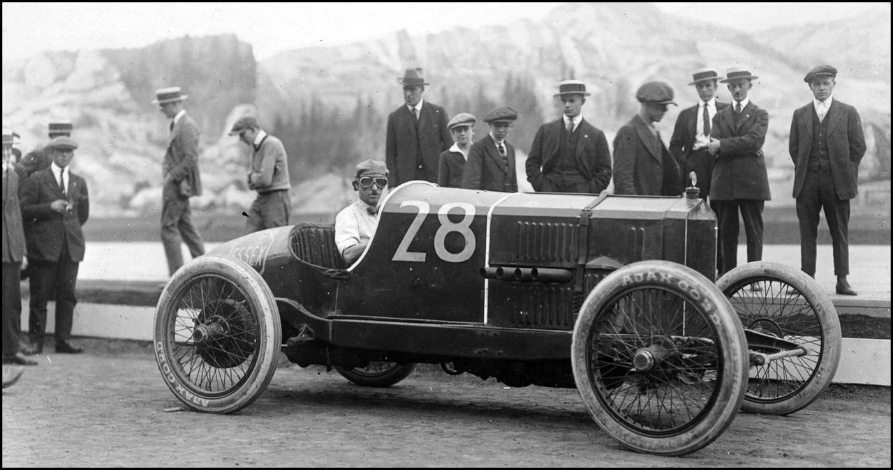 racing car CNE 1924.