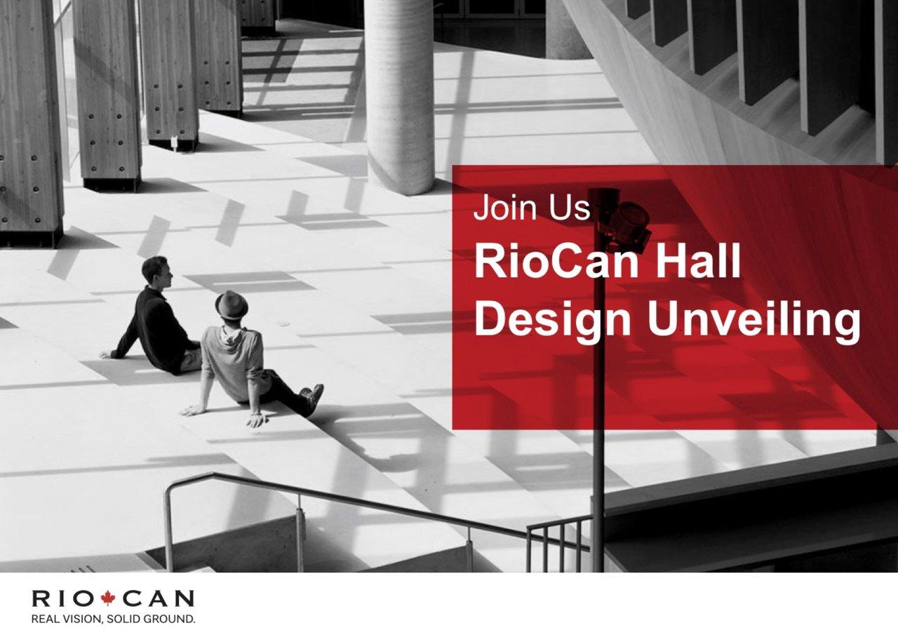 RioCan Hall Design Unveiling Invitation.jpg