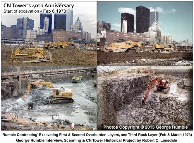 Rumble Excavating the CN Tower Foundation - Feb and March 1973.jpg