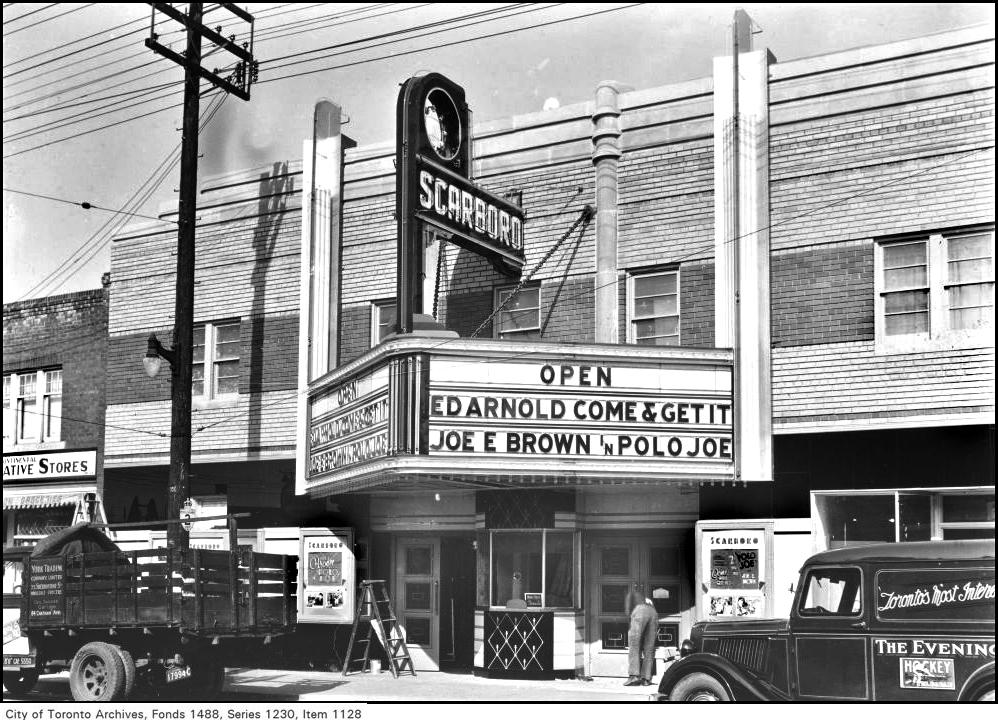 Scarboro Theatre 960 Kingston Rd., c.1935 CTA.jpg