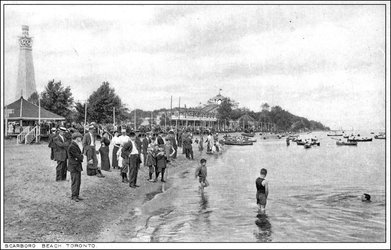 Scarborough Beach, 1910  TPL.jpg