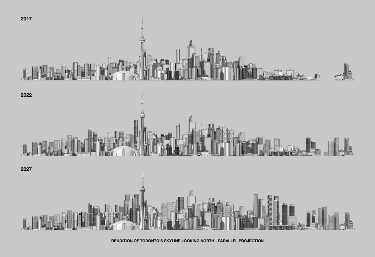 Skyline Timeline South.