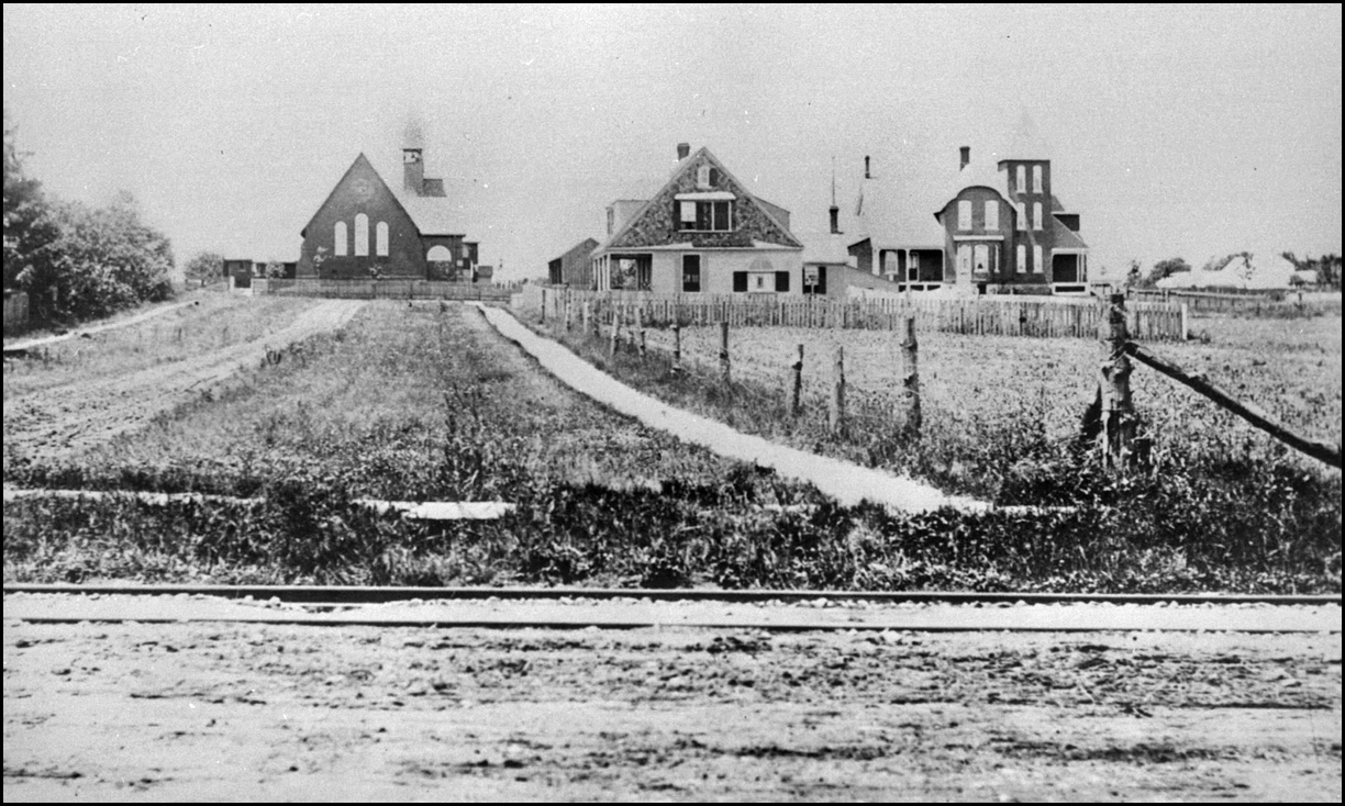 St. Clement's Ave., looking west from Yonge St. to St. Clement's Church. 1903   TPL.jpg