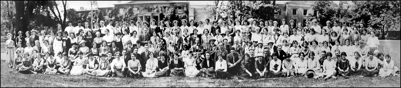 SUMMER COURSE IN ART, at Ontario College of Art 1922  TPL.jpg