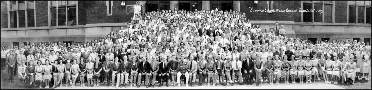 Summer Course In Music, at Jarvis Collegiate Institute. 1939  TPL.jpg