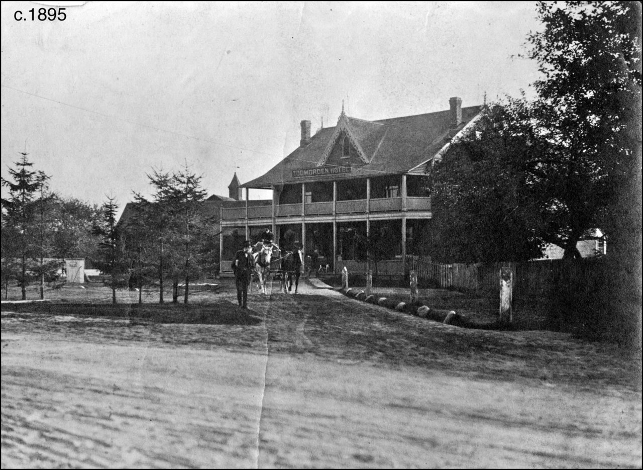 Todmorden HoteL (built ca 1892), Broadview Ave., south east corner Westwood Ave. c.1895  TPL.jpg