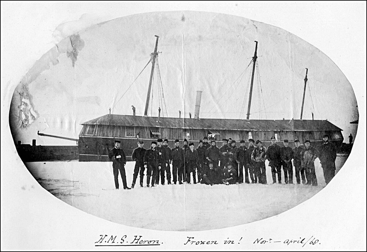 Toronto Harbour 1867, view showing H. M. S. 'Heron'. 1867-1868  TPL.jpg