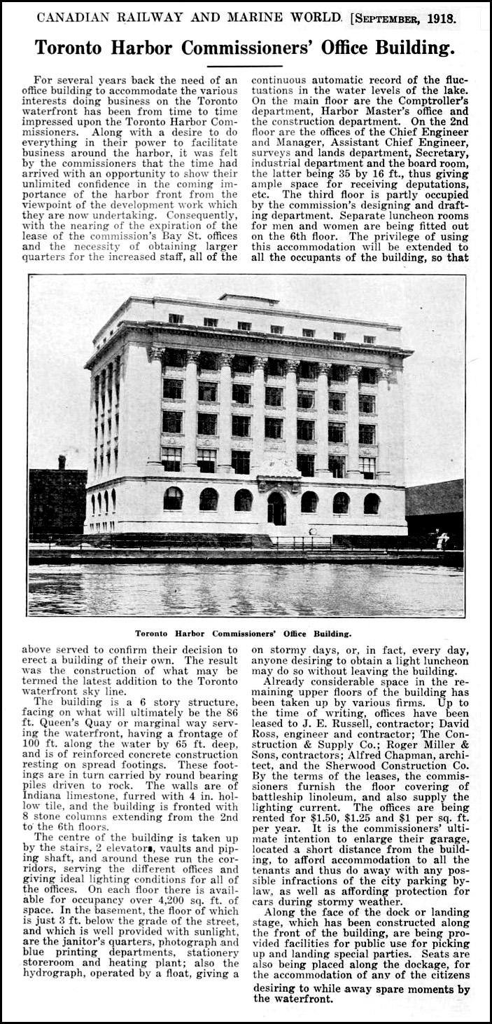 Toronto Harbour Commission Bldg. built 1917.jpg