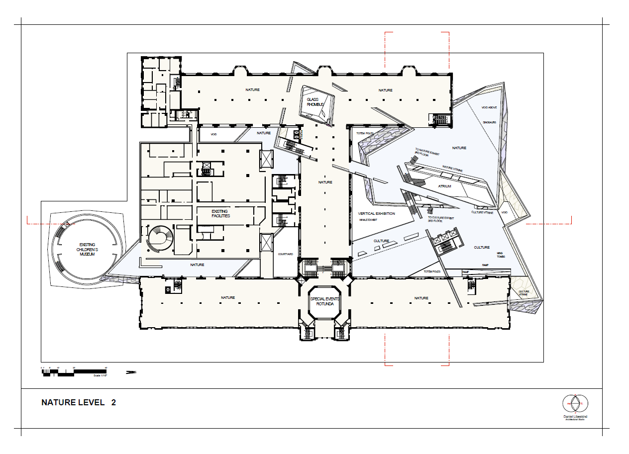Royal ontario museum m s daniel libeskind page - Upload floor plan and design free ...