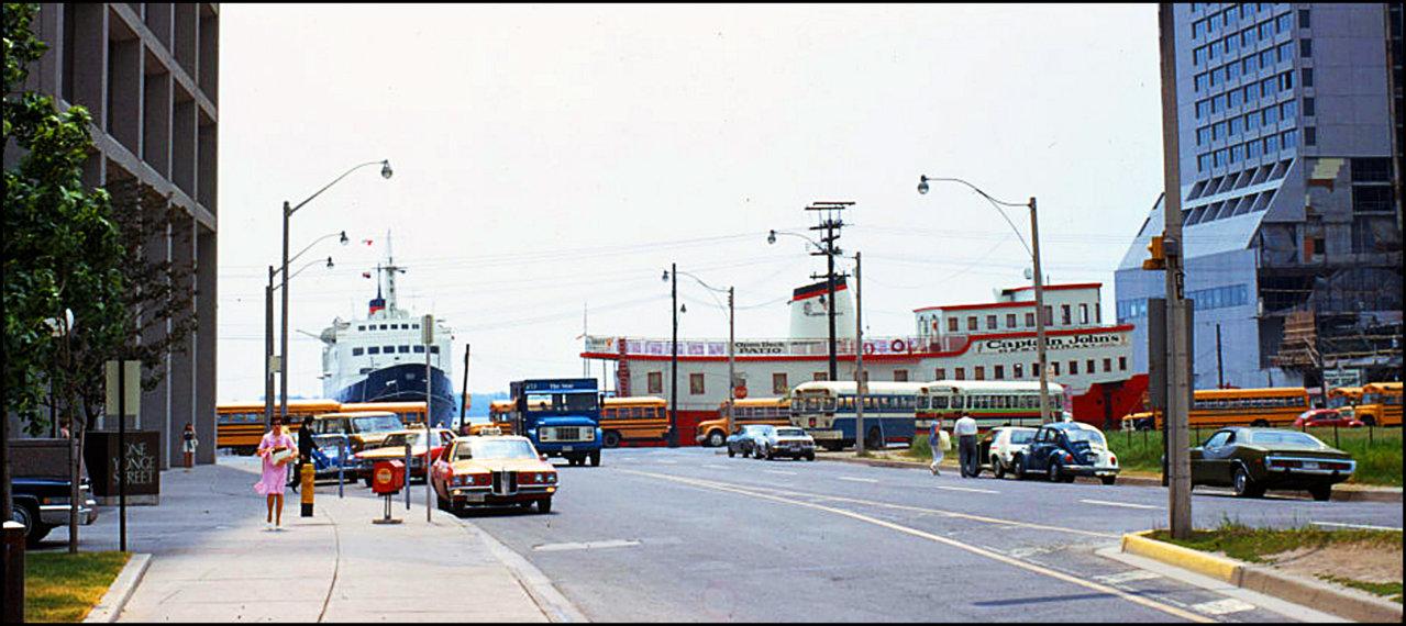 Waterfront at Foot of Yonge St. 1974 CTA.jpg