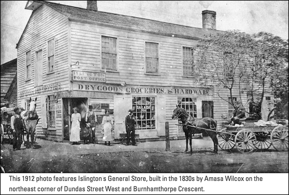 west end store 1912.