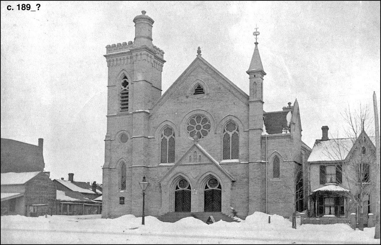 Western Congregational Church - Spadina Ave.