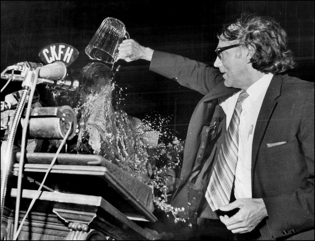 William Kunstler in action against Edmund Burke Society spokesman Paul Fromm at U.ofT. 1970 TPL.jpg