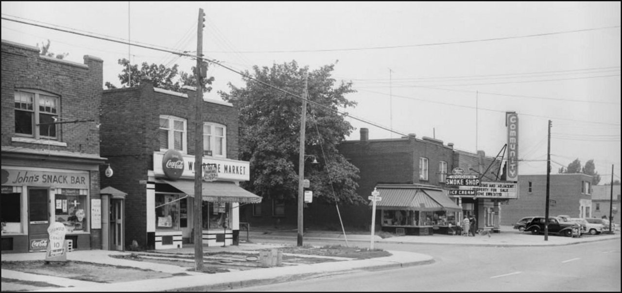 Woodbine Ave. at Frater Ave. 1956  CTA.jpg