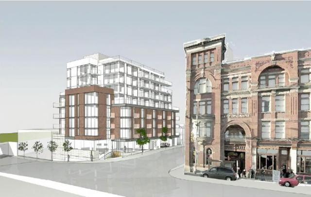 Two Gladstone Condos Toronto By Streetcar Development And Dundee Realty