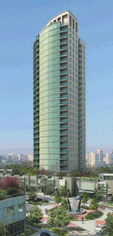 Absolute World condos by Fernbrook Homes And Cityzen