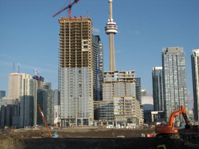 Concord Adex's CityPlace Parade Condos Toronto with design by KPF