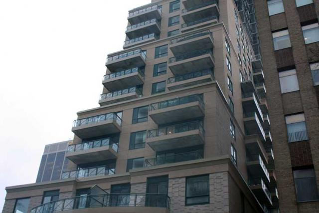 Bloor Street Neighbourhood Condos By Cresford Developments and Northgrave Archit