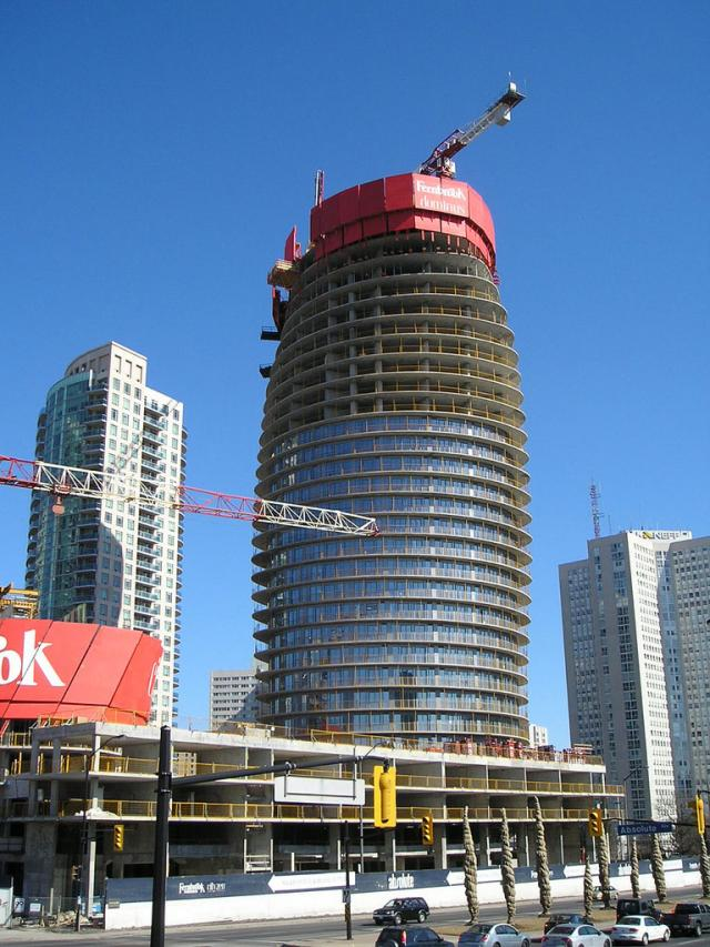 Absolute World condos Mississauga by Cityzen and Fernbrook Homes
