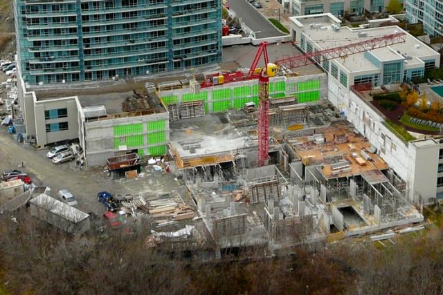iLofts and California in Etobicoke by Camrost Felcorp and Atkins Group