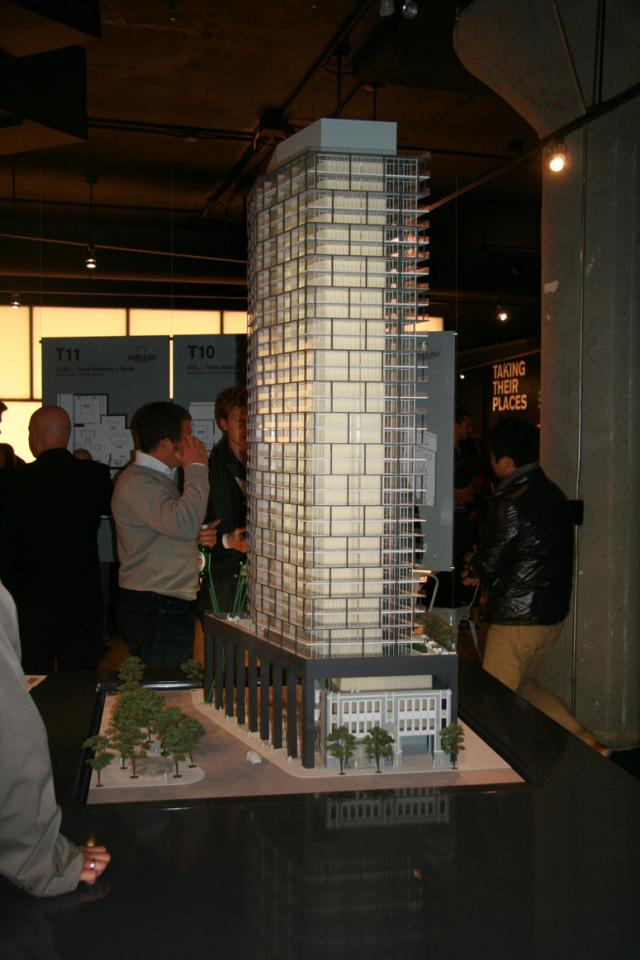 Tableau Condos in Toronto by Urban Capital, Alit, Malibu and Wallman Architects