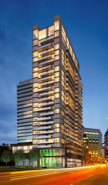 Fly Condos in Toronto by Empire Communities and Graziani and Corazza Architects