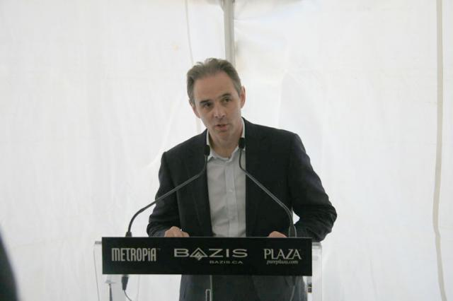 Michael Gold, President of Bazis International