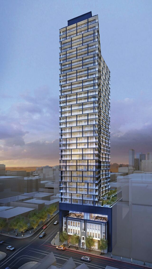 Urban Capital, Malibu and Alit's Tableau Condos Toronto