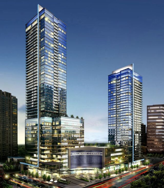 Emerald Park by Bazis , Metropia, Plaza and Hullmark Centre by Tridel