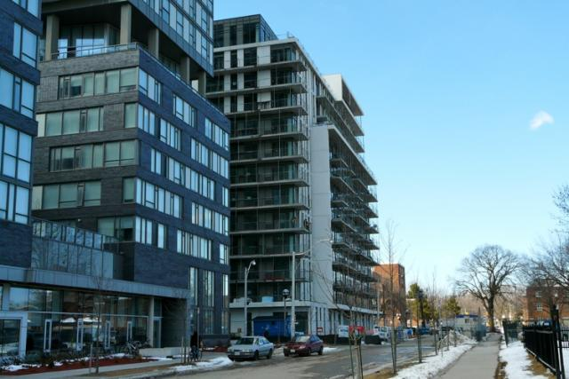 One Park West Condos Toronto by The Daniels Corporation