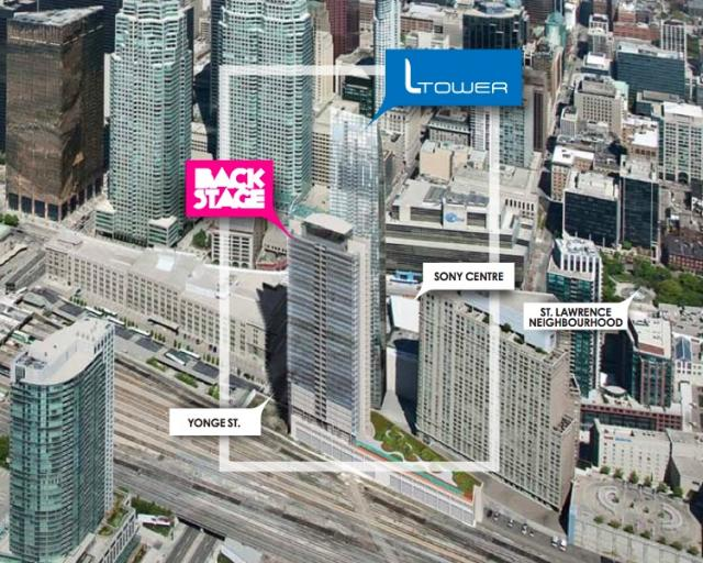 Backstage Condos Toronto By Castlepoint, Cityzen, And Fernbrook Homes