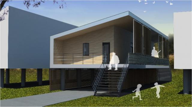 Passive House - image by sustainable.TO