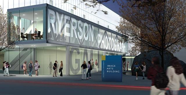 Ryerson Boosts Its Downtown Presence With Image Arts