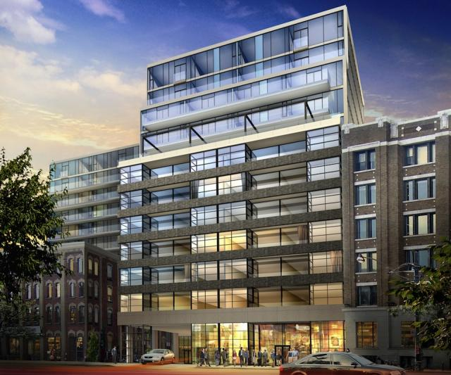 Victory Condos, image courtesy of BLVD and Lifetime Developments